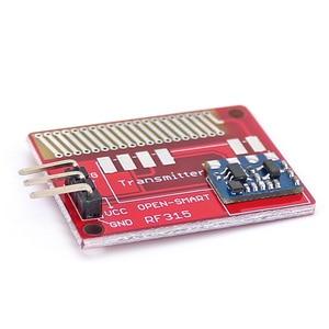 Image 3 - OPEN SMART Long Range 315MHz RF Wireless Transceiver Kit for Arduino LORA Board Mini RF transmitter receiver module 315 MHz Kit