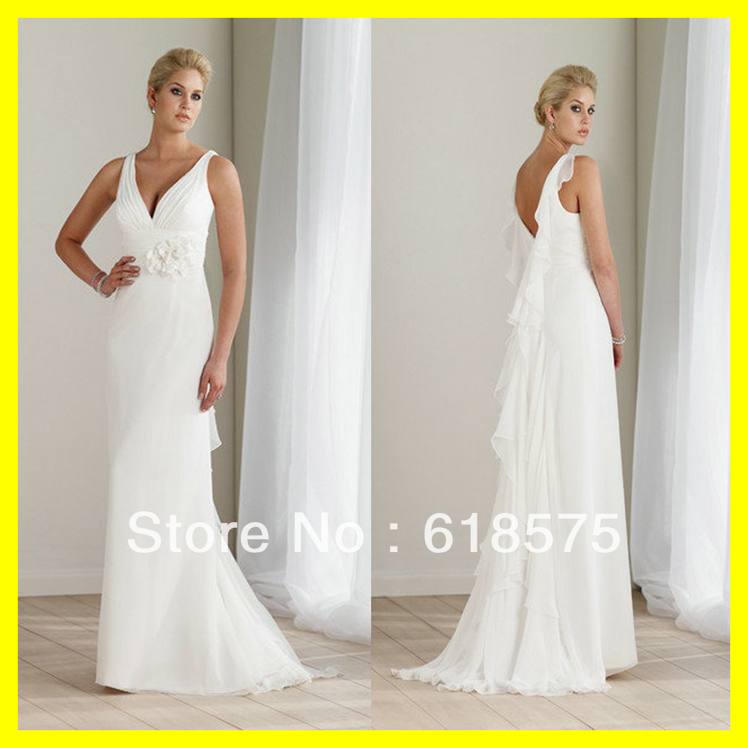 Off White Wedding Dresses Casual Beach Cotton Guest Pink Floor Length Sweep Brush Train Sashes Scalloped Sle 2017 In From