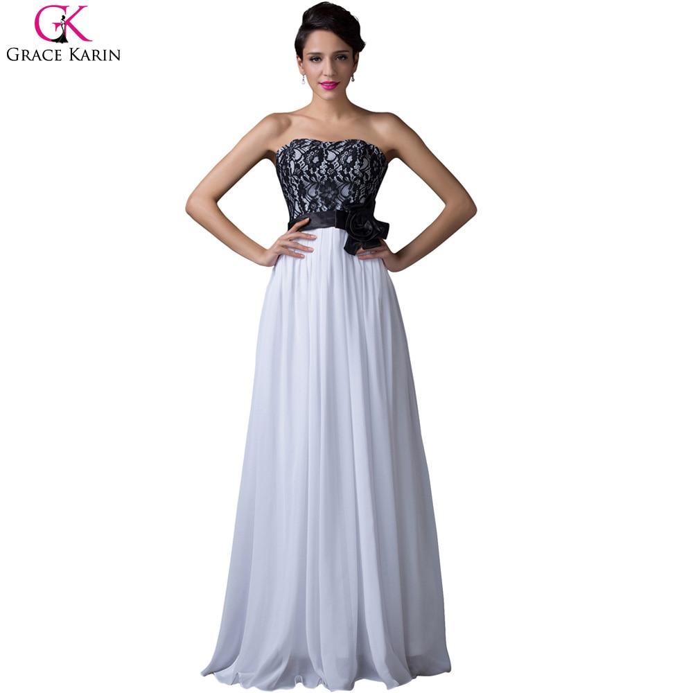 Online Get Cheap Prom Dress Black White -Aliexpress.com   Alibaba ...