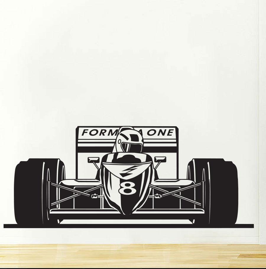 Race Car Home Decor
