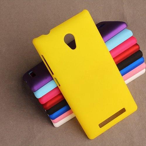 Iuni i1 mat simple coloré style de mode coque de téléphone solide couleur couverture u830 coque rigide