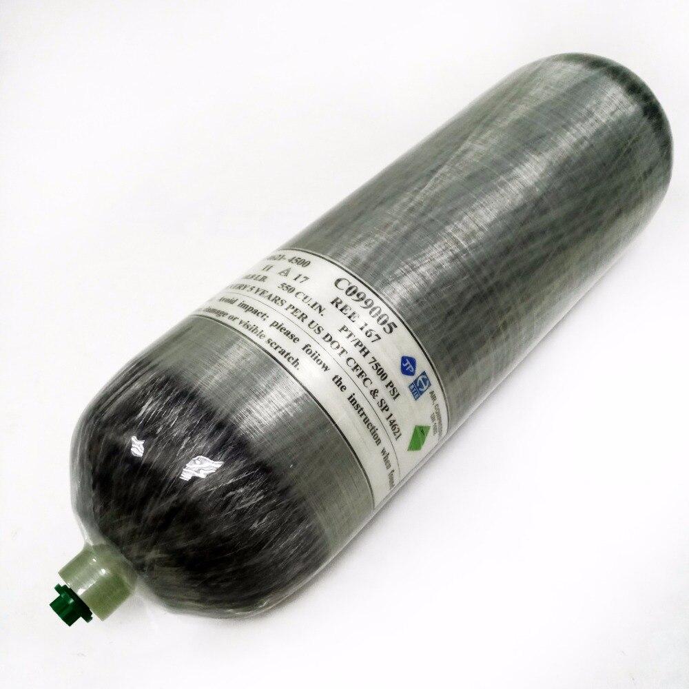 AC1090 air force condor cylindres pour plongée co2 gaz paintball équipement pcp station hp a airsoft hp bouteille de plongée cb