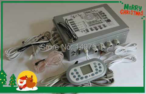 KL8-2 Set spa controller replacement for chinese spa brand JNJ, Monalisa, jazzi, yehua sanitary цена 2017