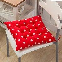 Almofada do sofá acolchoado lixar para o outono/inverno não-slip almofada almofada cadeira de escritório estudante rodada stool almofadas atacado