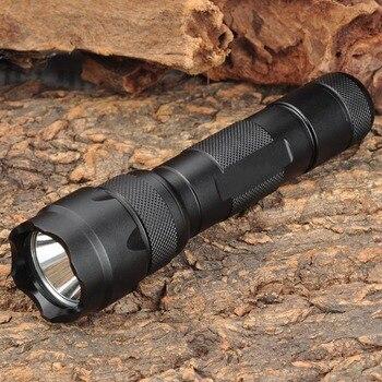 цена на 3 Files 800 Lumens 502B CREE XM-LT6 3 Mode LED Flashlight Portable Flashlight Lights Hunting Camping 18650 Flashlight