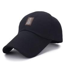 Pria Wanita Baseball Golf Topi Disesuaikan Outdoor Snapback Topi Olahraga  Driver Sun Visor(China) 6eb5f24352
