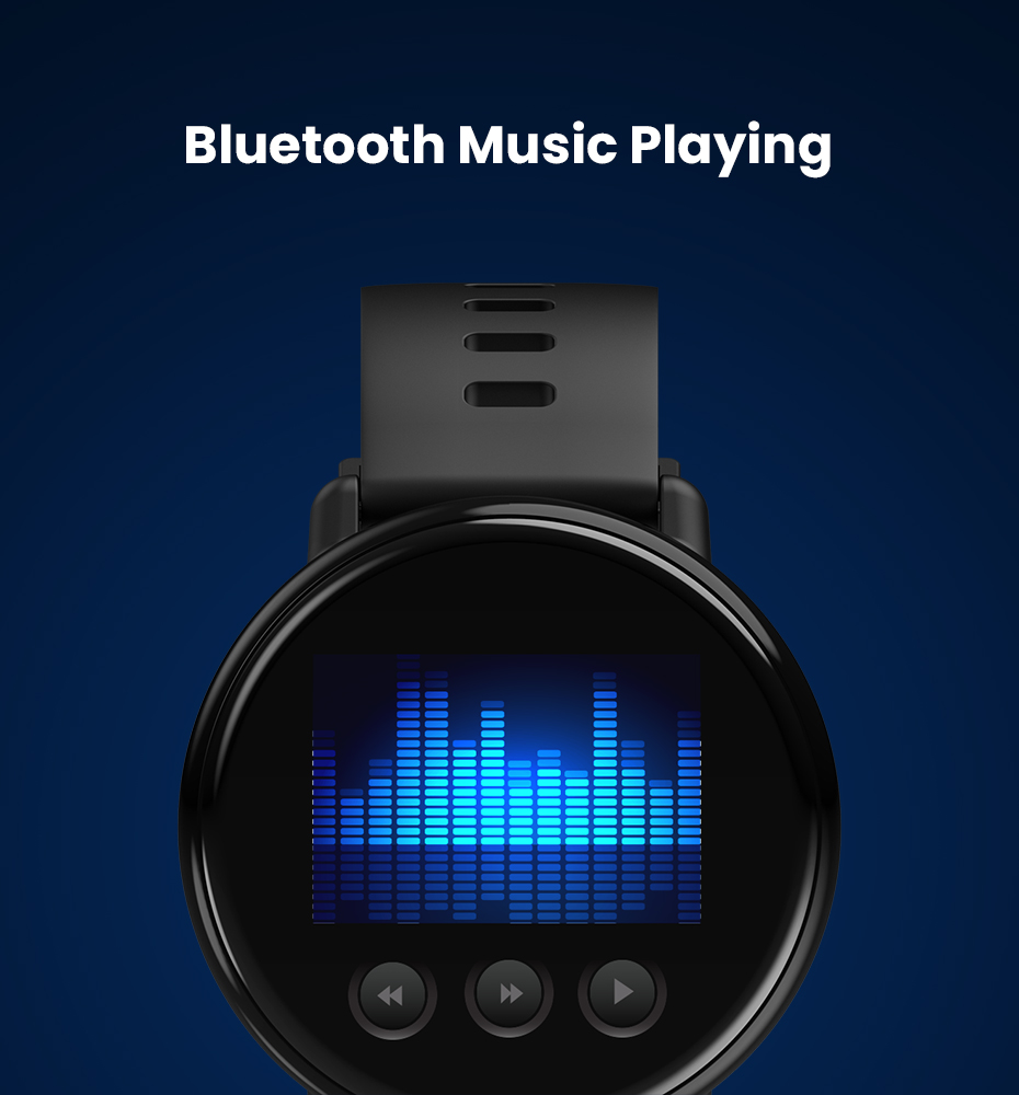 Virtoba A1 Bluetooth Smart Watch Men Women Full Touch Screen Activity Fitness Tracker Heart Rate Monitor 3D UI Smartwatch NEW 10