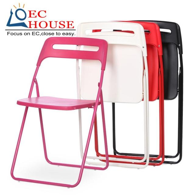 Ms. plastic folding leisure office meeting comter dormitory cr FREE SHIPPING