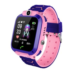 Pink Kids Smart Watch Phone, K