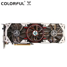 Colorful IGame GeForce GTX 1070 Ti 8GD5 Top Graphics Card 256bit GDDR5 Support Gaming Video Graphics Card For Computer Game