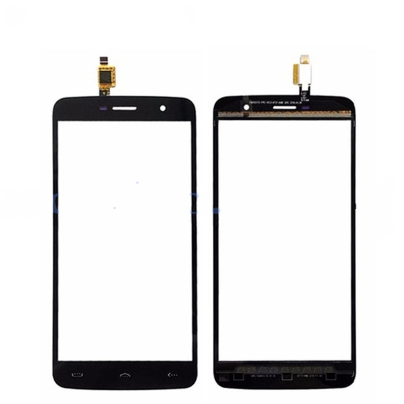 RTBESTOYZ 5.5'' Replacement High Quality For <font><b>Homtom</b></font> <font><b>HT17</b></font> HT 17 <font><b>Touch</b></font> <font><b>Screen</b></font> Digitizer Sensor Outer Glass Lens Panel image