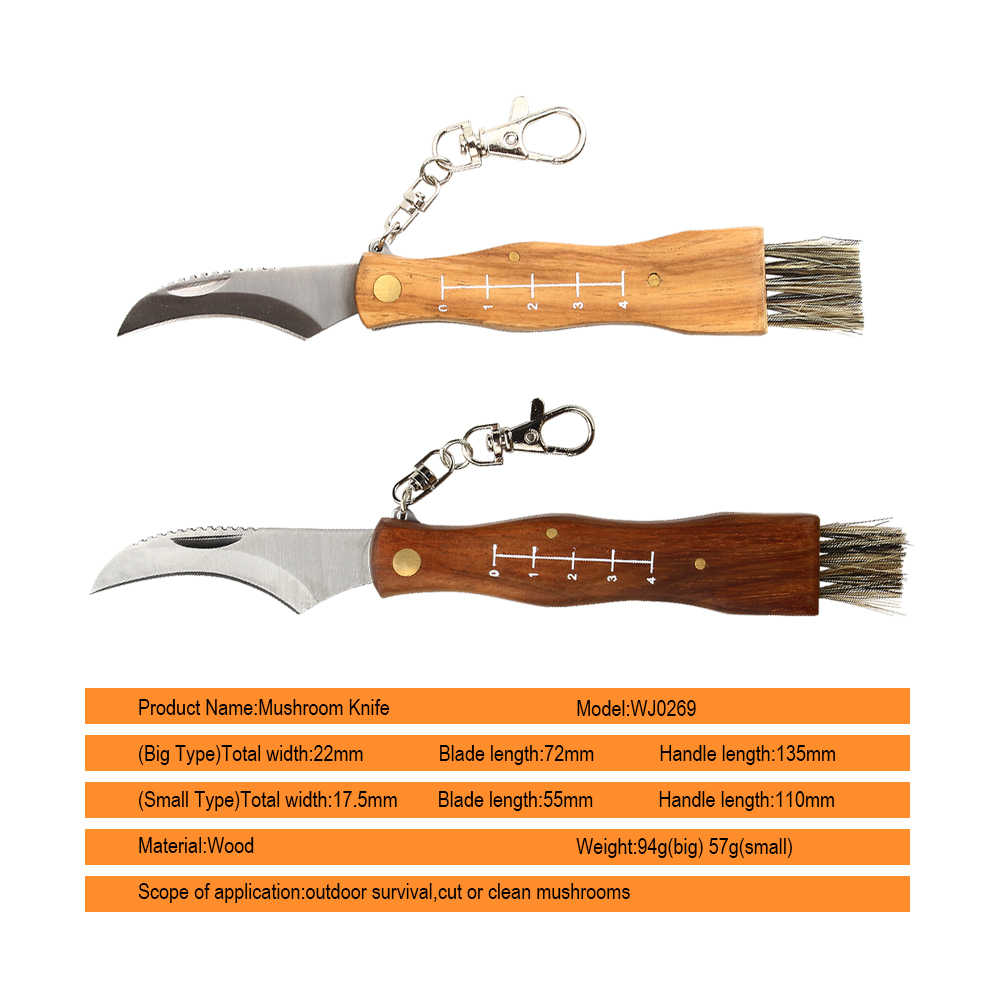 JelBo ビッグ/小屋外ハイキングキャンプナイフ狩猟サバイバルツールポケットナイフの刃屋外ハイキングキャンプ用