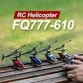 2016 Hot Sale FQ777-610 AIR FUN 3.5CH RC Gyro RTF brinquedos de controle remoto avião de controle remoto com transmissor