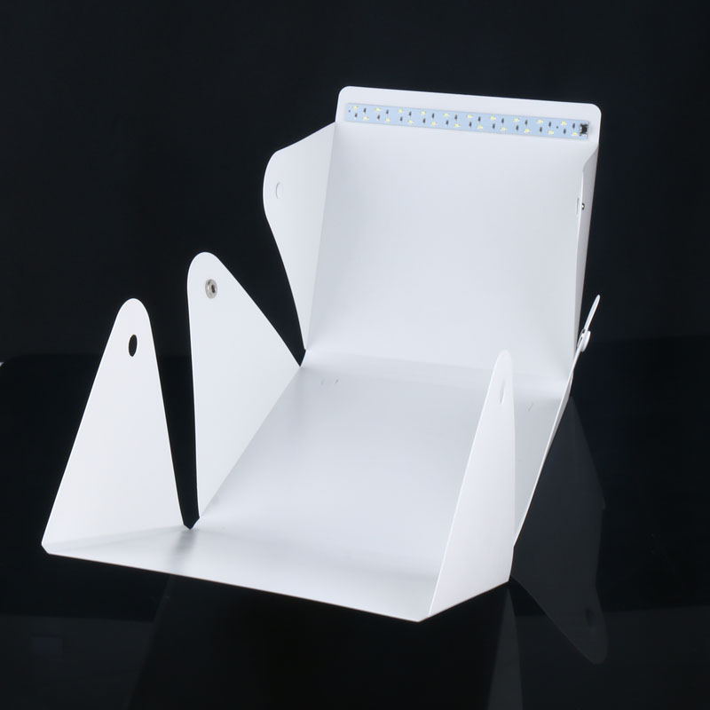 Mini LED Lightbox Photo Studio