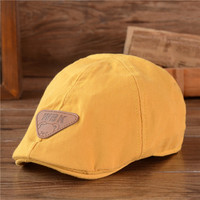 Children Cotton Beret Unisex Bonnet Hat Baby Fashion Warm Caps Boy Girl Cap Kids Baseball Cap