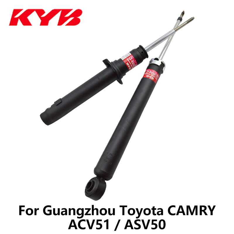 Kyb Rear Left Shock Absorber 339160 Excel G Inflatable For