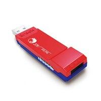 Peso leve durável mini converter adaptador de controlador de interruptor de interface usb gamepad sw brook vibração ps4 para nintend switch|Peças e acessórios de reposição| |  -