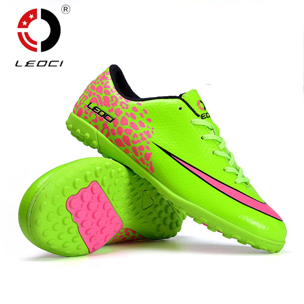 Popular Girls Soccer Shoes-Buy Cheap Girls Soccer Shoes lots from ...