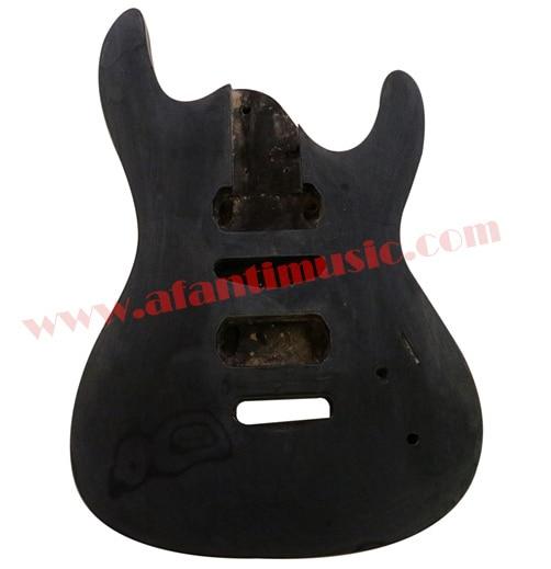 Afanti Music DIY guitar DIY Electric guitar body (ADK-047)