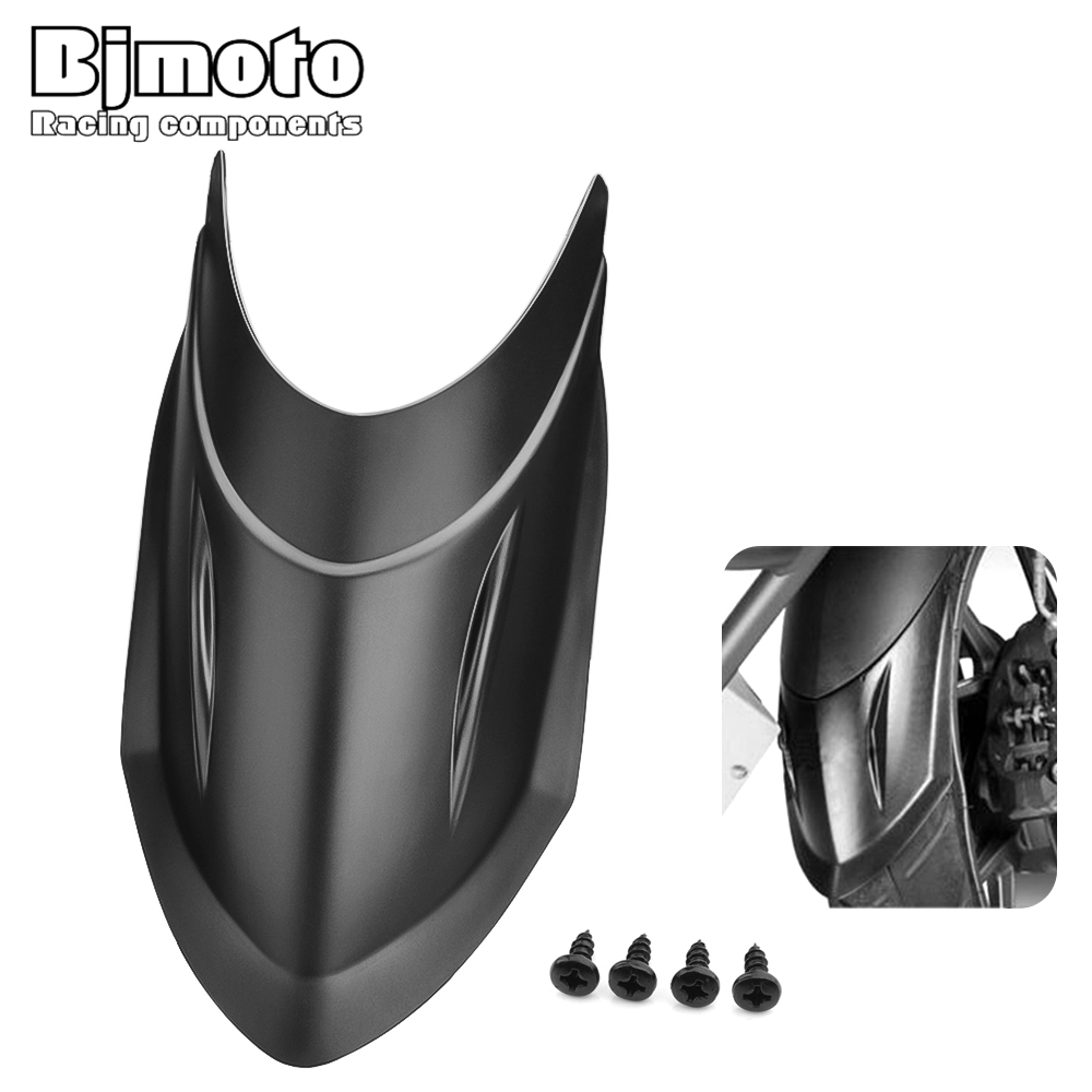 BJMOTO Motorcycle Mudguard Extender For  BMW R1200GS LC 2013-2017 R1200 GS ADV 2014-2017 R 1200GS Front Fender Extension