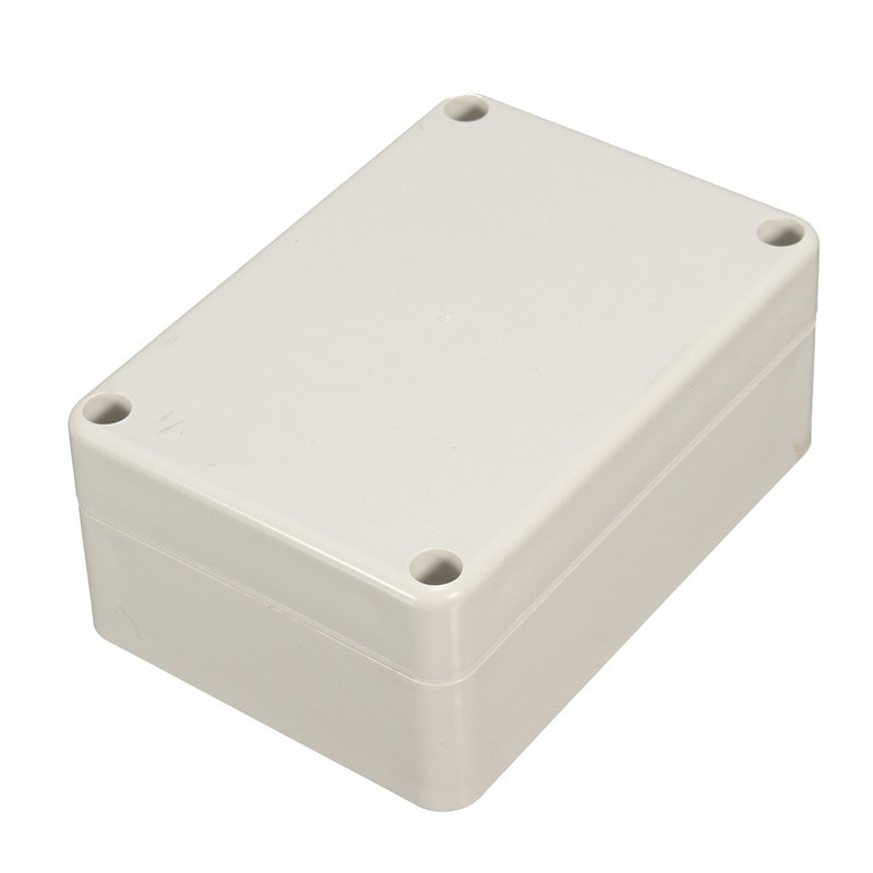 1PCS Waterproof Cover Clear Plastic Electronic Project Box Enclosure CASE New VEC29 P Easy to insall 4pcs a lot diy plastic enclosure for electronic handheld led junction box abs housing control box waterproof case 238 134 50mm