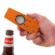2017 New Creative Plastic Ejection Beer Bottle Opener Kitchen Tool with a Handy Key Chain Party Supplies DropShipping