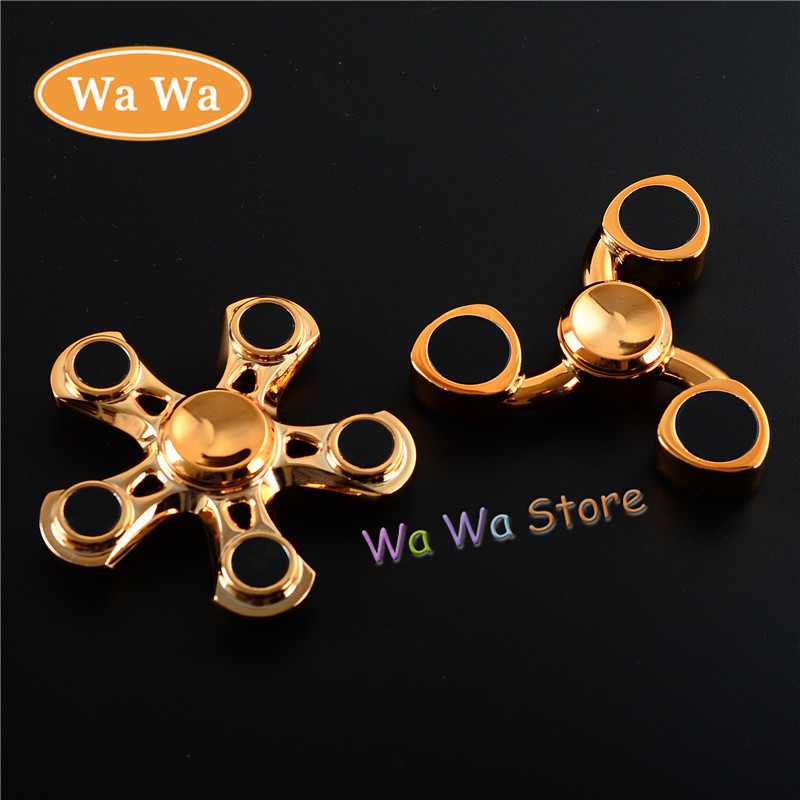2017 new Hand Spinner Fidget Creative Funny Toy Plastic EDC Hand Spinner For Autism and ADHD