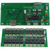 DT20 tcp/ip 1 до 20 (или более) шкафы, шкафчики Лифты контроллер доступа