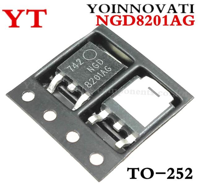 Envío gratis 10 unids/lote NGD8201ANT4G NGD8201AN NGD8201 NGD8201AG 8201 8201AG-252 mejor calidad