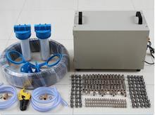 High 11L/MIN. powerdระบบระบายความร้อนกลางแจ้งสำหรับร้านอาหารเล็กๆectหมอกระบบระบายความร้อนจัดส่งฟรี.