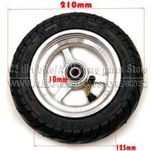 8x2. 00-5 бескамерные шины колеса шины 8X2. 00-5 Ступица колеса карманный велосипед мини велосипед электрический инвалидная коляска колеса мотор