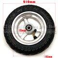 Бескамерные шины для колес 8x2.00-5, ступица колеса 8X2.00-5 для электрического велосипеда Kugoo S1 S2 S3 C3 MINI