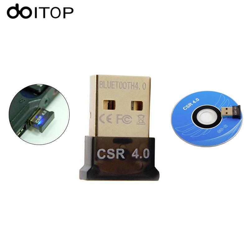 Tragbares Audio & Video Doitop Mini Usb Wireless Bluetooth Adapter Csr 4,0 Dongle Audio Transmitter Musik Bluetooth Empfänger Für Pc Xp Win7/8 /10 A3