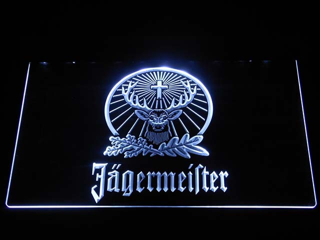 Jägermeister Deer LED Neon Logo 5