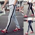 Pantalones Casuales de verano de hombres pantalones Casuales pantalones pantalones pies Wei Primavera Pequeños pantalones casuales