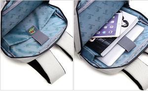 Image 5 - 여성을위한 원래 클래식 노트북 배낭 남자 xiaomi 배낭 학교 배낭 대용량 15.6 인치 학생 여행 가방