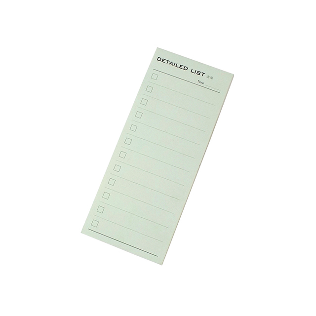 1pcs Weekly and Daily Planner Sticky Notes