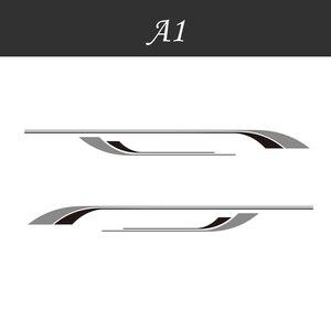 Image 4 - 1 คู่ 2 ด้าน Motorhome ลาย Camper Van กราฟิกสติ๊กเกอร์สติ๊กเกอร์สำหรับ Mercedes Sprinter ไวนิล