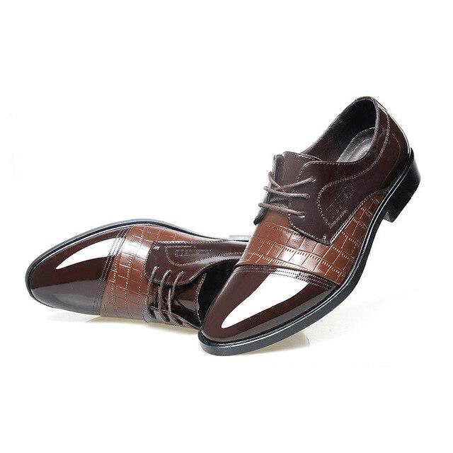 Cuir Ventilation Baskets Chaussures Chaussures Homme En Crocodile XHEwxR7qW