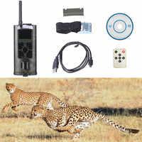 Skatolly HC600G 3G cámara de caza 16MP 1080 P visión nocturna infrarroja cámaras de rastro de Vida Silvestre trampa de fotos Chasse Scouts juego