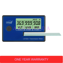 LS162A Solar Film Transmission Meter filmed glass window tint side windshield UV VL IR transmission values цена в Москве и Питере