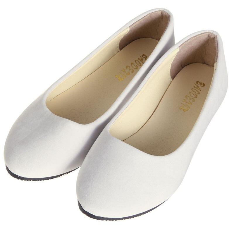 ¡ Venta caliente!!! nueva Universal Mujeres Manera de la Señora Zapatos Del Barc