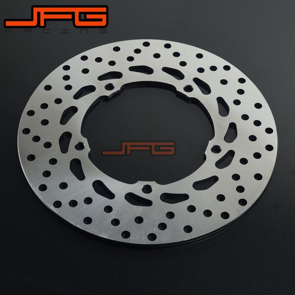 Motorcycle Outer Diameter 245mm Stainless Steel Rear Brake Disc Rotor For YAMAHA XJ6-N 09-15 XJ6-F 10-15 XJ6-S 09-15 XJ6-SP 2013 mfs motor motorcycle part front rear brake discs rotor for yamaha yzf r6 2003 2004 2005 yzfr6 03 04 05 gold