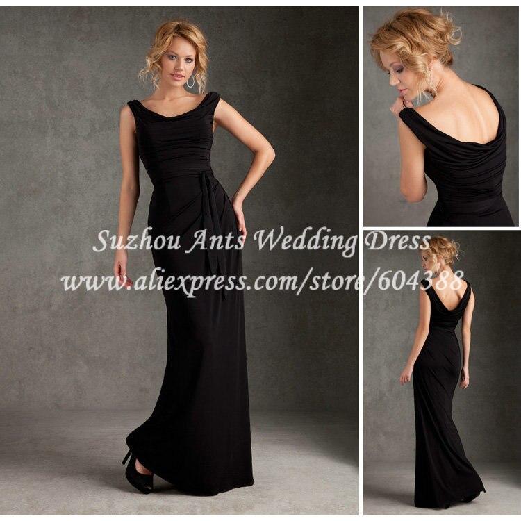 Vestido de madrinha simples e elegante