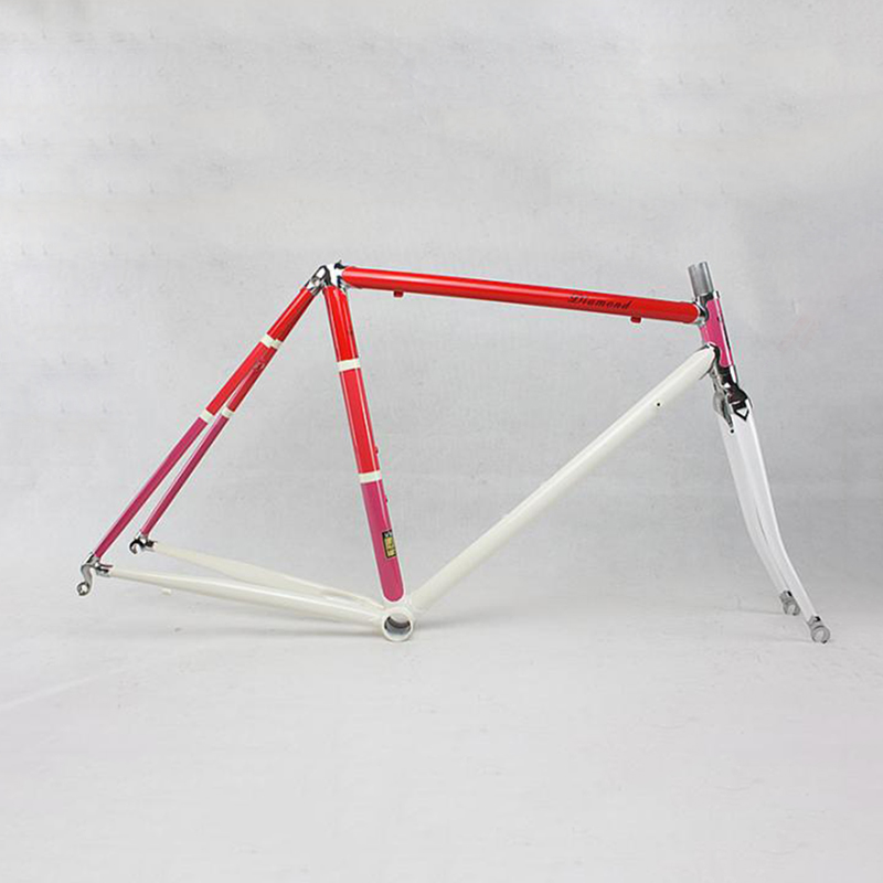 Reynolds Chrome Molybdenum Steel Road Bike Frame Diy Frame