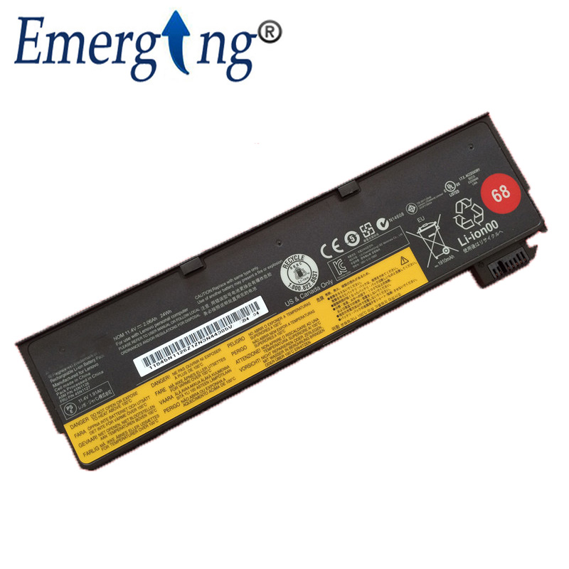 US $28 79 |11 4V 24Wh 3cells New Original Laptop Battery for lenovo  ThinkPad T440 T440S X240 X240S S440 S540 X250 45N1132 45N1124 45N1130 -in  Laptop
