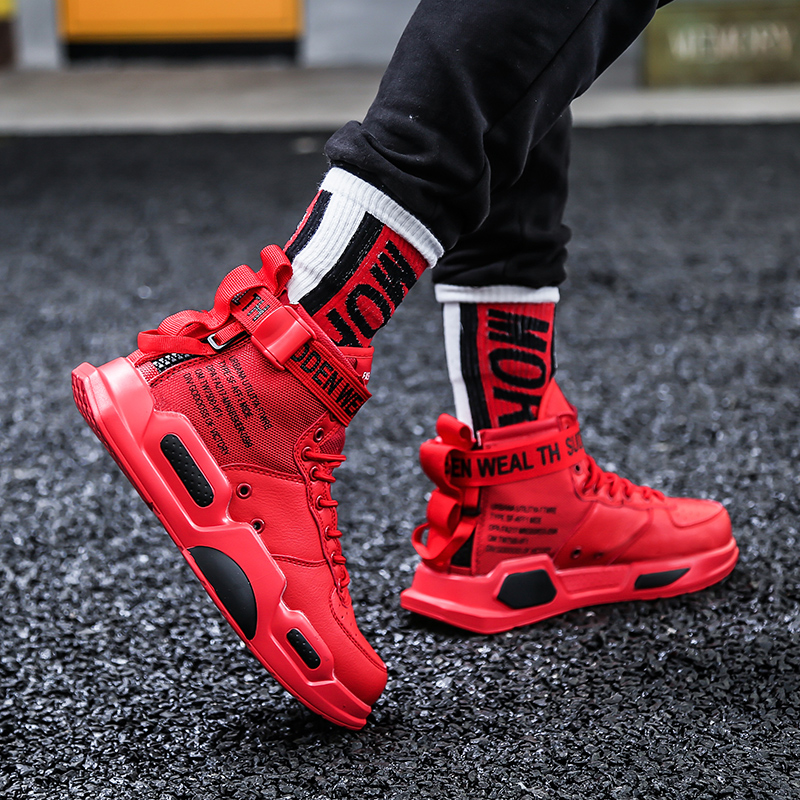 Bakset Homme Men Sport Shoes 2019 New Brand Men&Women Basketball Shoes Breathable Light Basketball Sneakers Anti-skid Trainers(China)