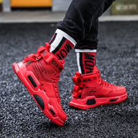 Bakset Homme Men Sport Shoes 2019 New Brand Men&Women Basketball Shoes Breathable Light Basketball Sneakers Anti skid Trainers