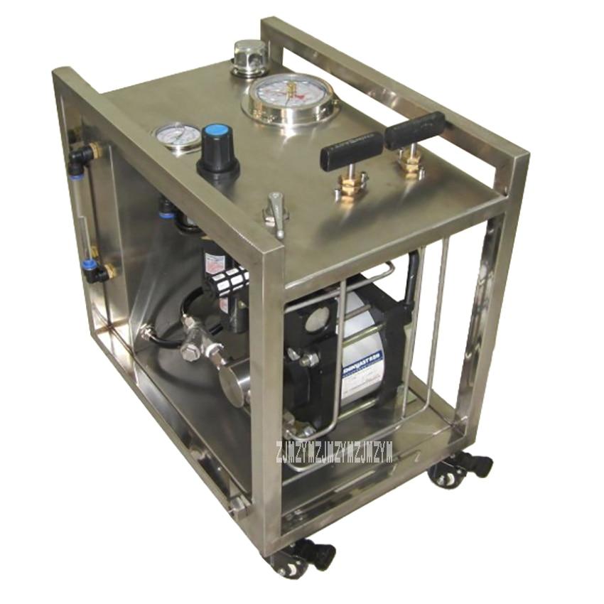 G175 Hydrostatic High Pressure Resistance Testing Machine Stainless Steel Pneumatic Hydraulic Pump Hydraulic Test Station|Pneumatic Tools| |  - title=