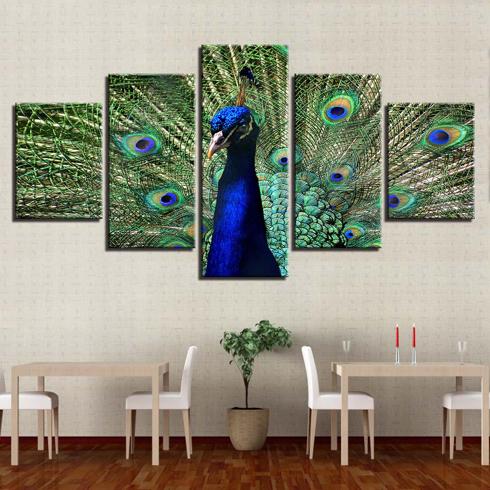 Canvas Paintings Wall Art For Living Room Home Decor 5